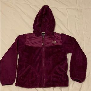 Girls The North Face jacket